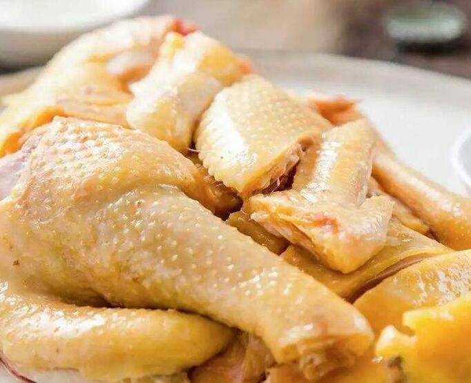 广式盐焗鸡制作技术