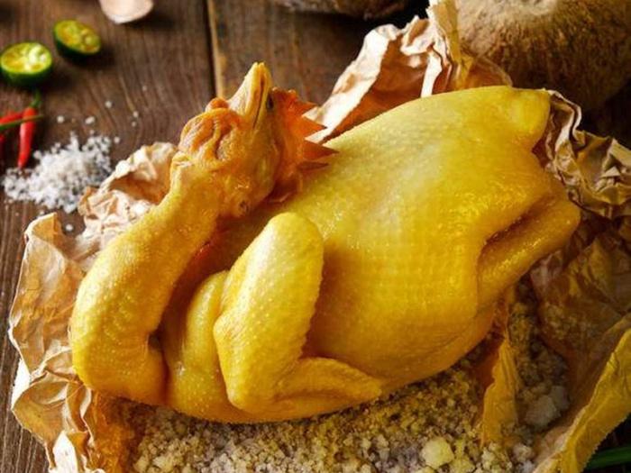 盐焗鸡用什么纸包最好